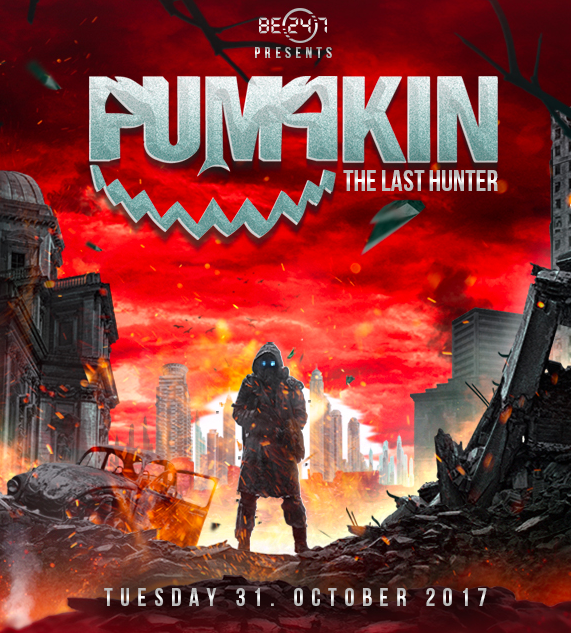 Pumpkin Germany 2017