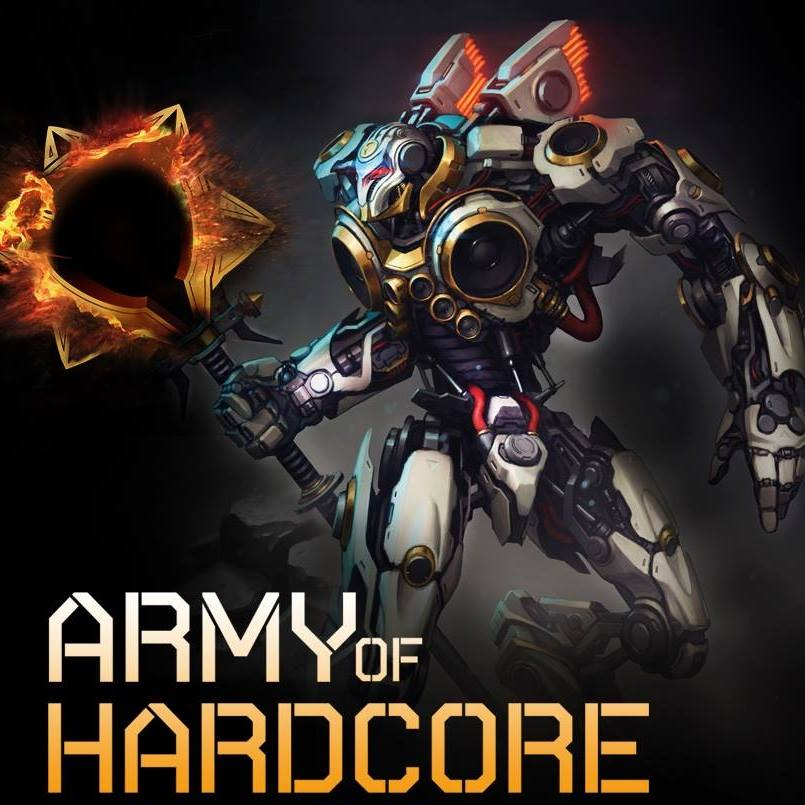 Army of Hardcore 2017