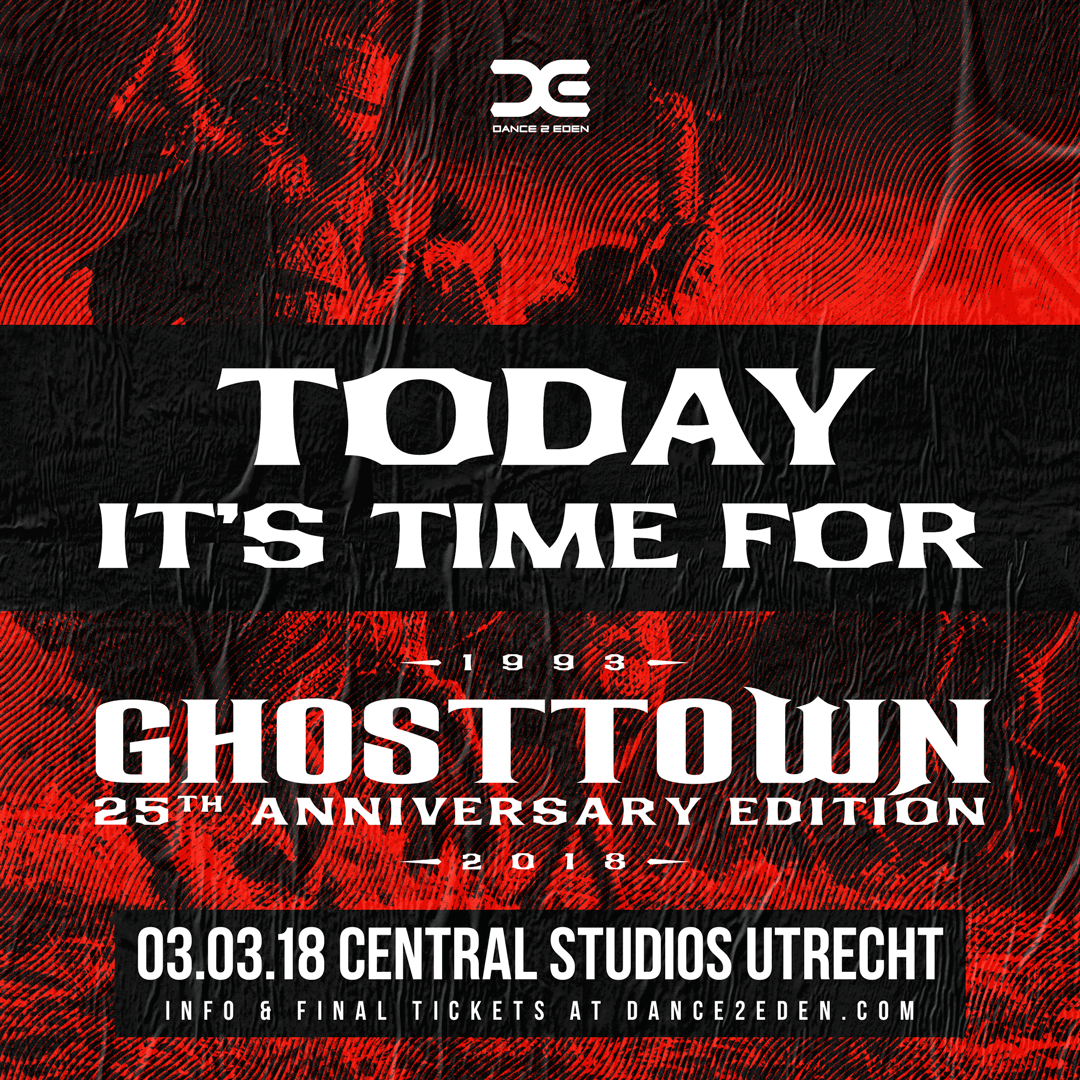 Ghosttown 2018