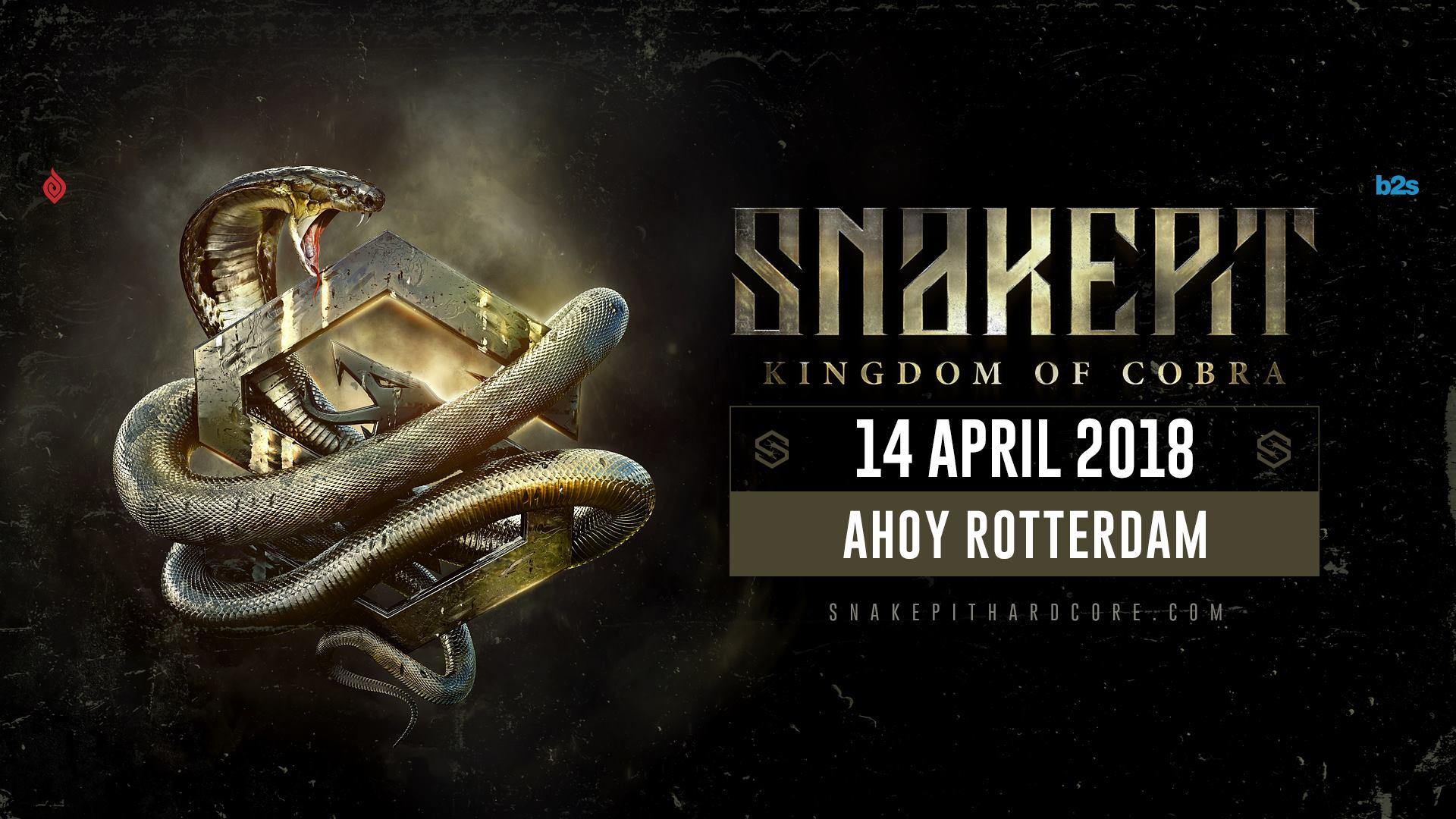 Snakepit Rotterdam 2018