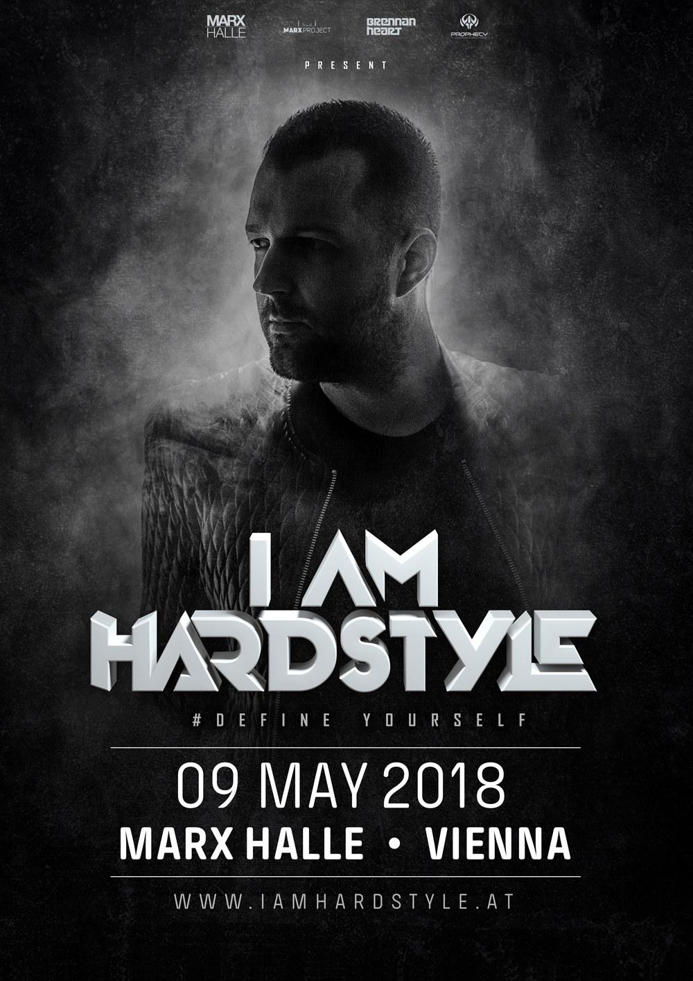 I Am Hardstyle Austria 2018