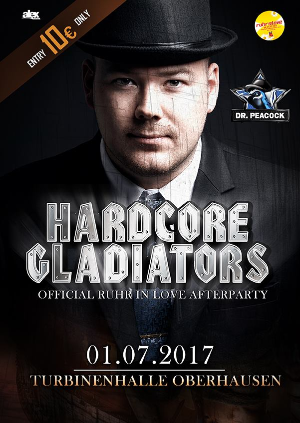 Hardcore Gladiators - Ruhr in Love Afterparty 2018