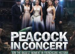 Peacock in Concert 2018