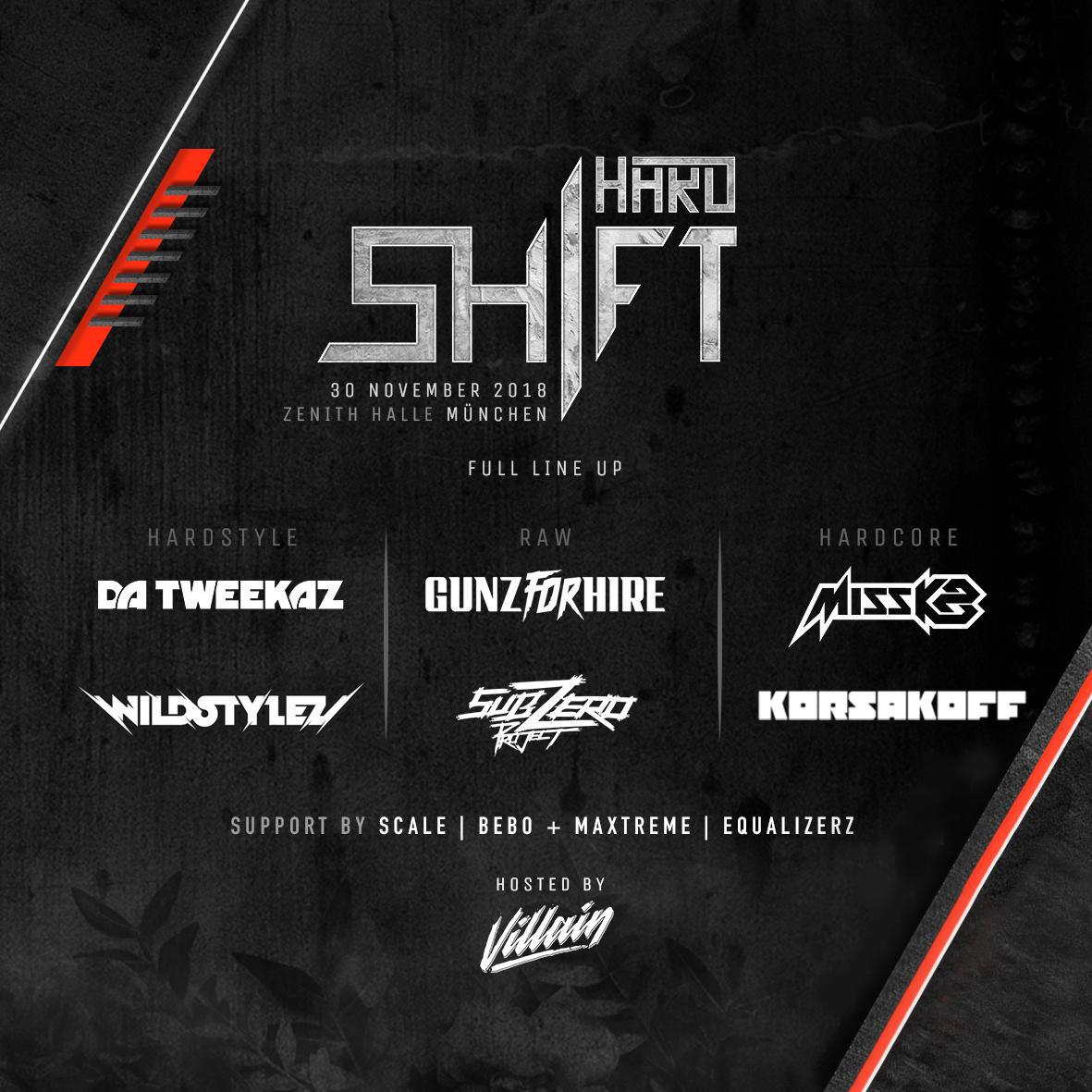 Hardshift Festival 2018