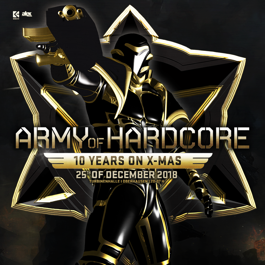 Army of Hardcore 2018