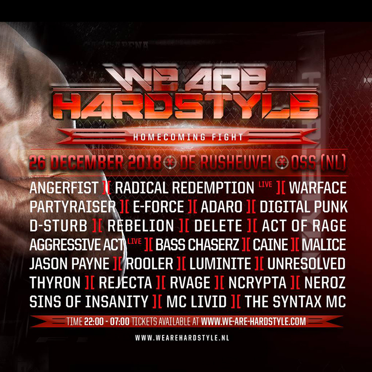 We are Hardstyle 2018