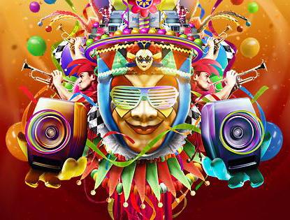 Karnaval Festival2 2020 Sonntag