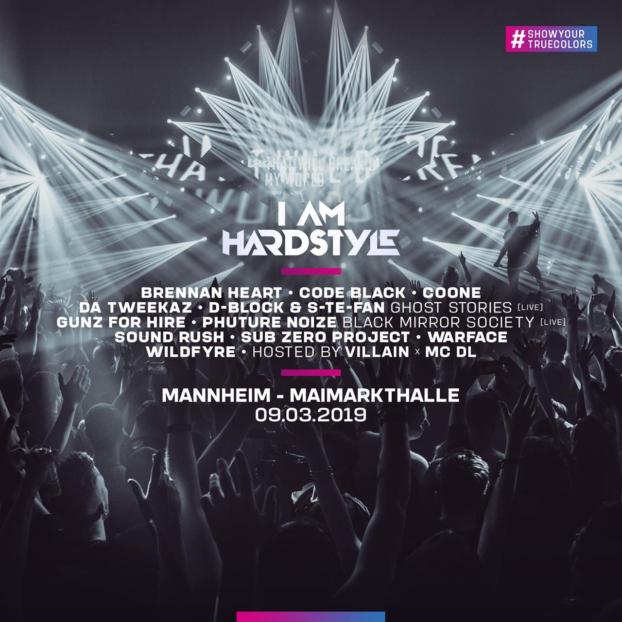 I Am Hardstyle Germany 2019