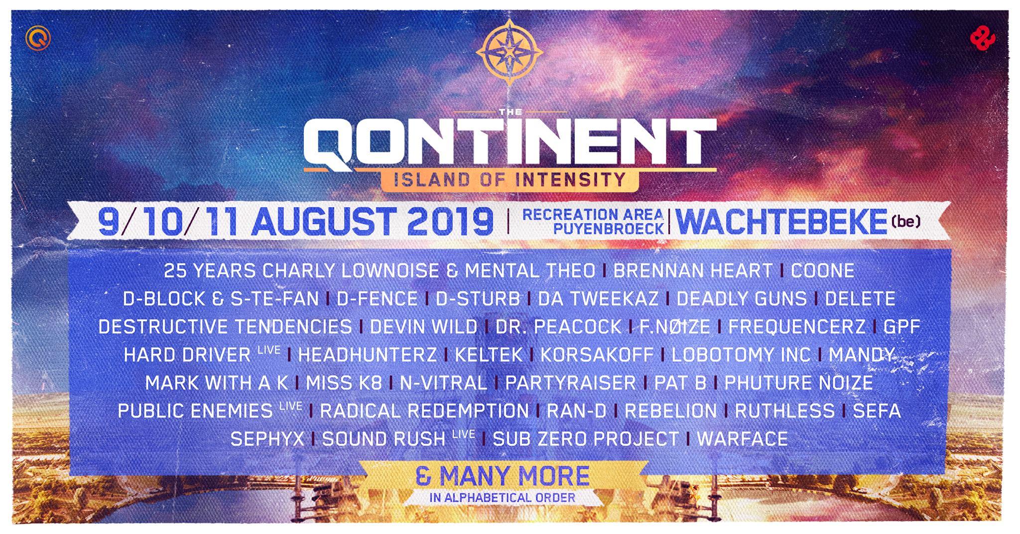 Qontinent 2019