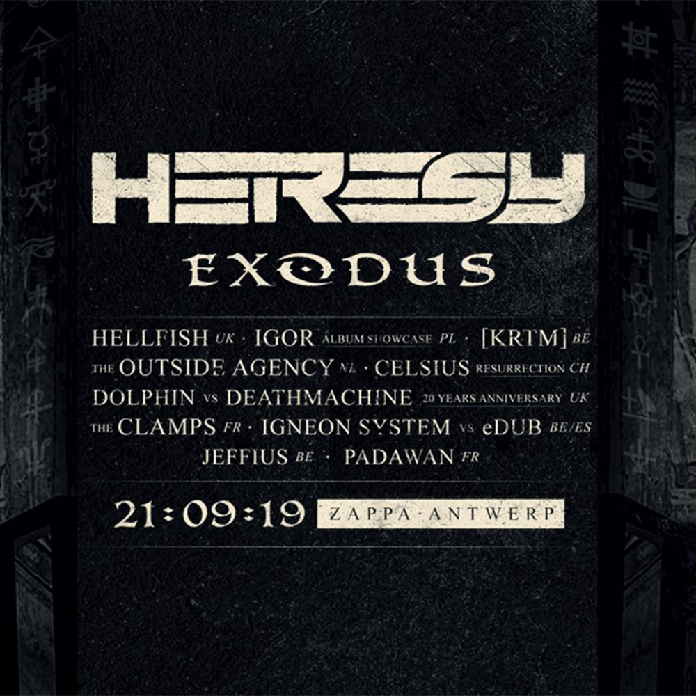 Heresy 2019
