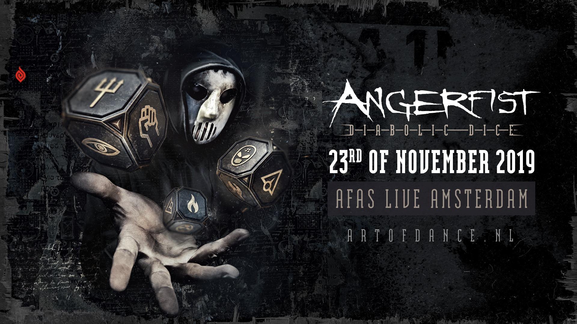 Angerfist 2019 - Diabolic Dice