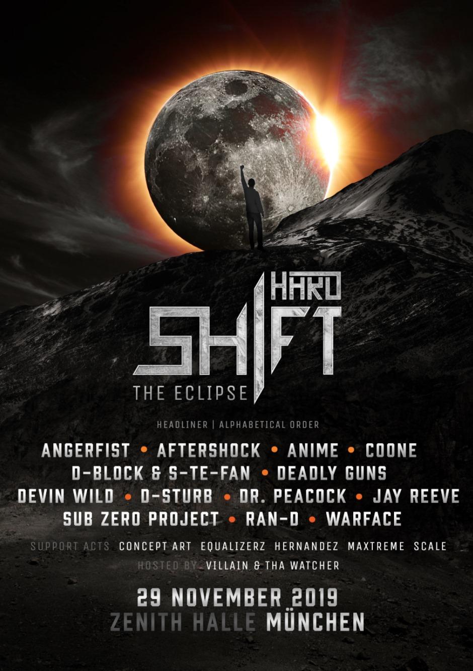 Hardshift Festival 2019