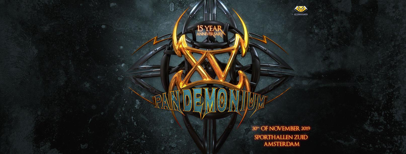 Pandemonium 2019