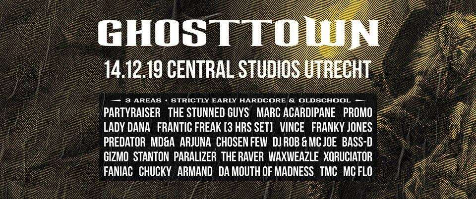 Ghosttown 2019