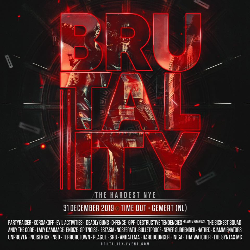 Brutality 2019