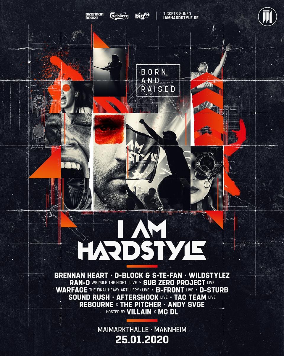 I Am Hardstyle 2020