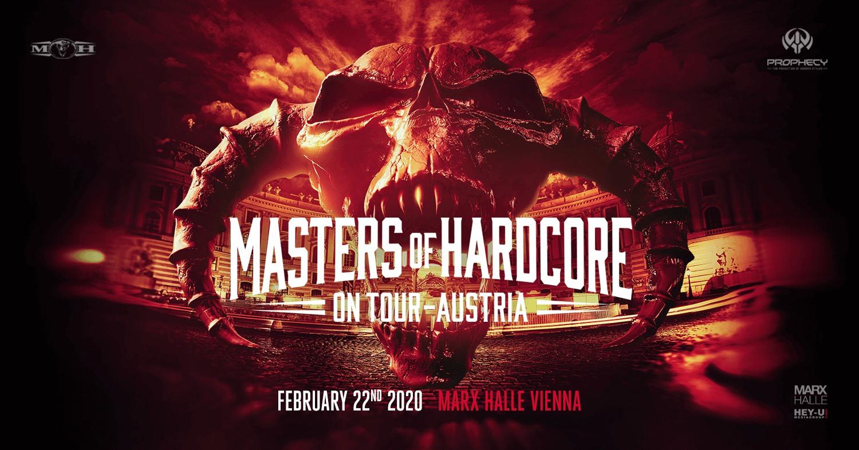 Masters of Hardcore Austria 2020