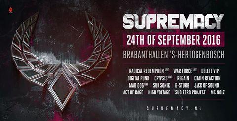 Supremacy 2016