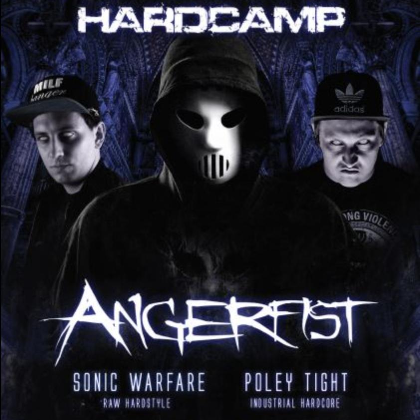 Hardcamp proudly present: Angerfist