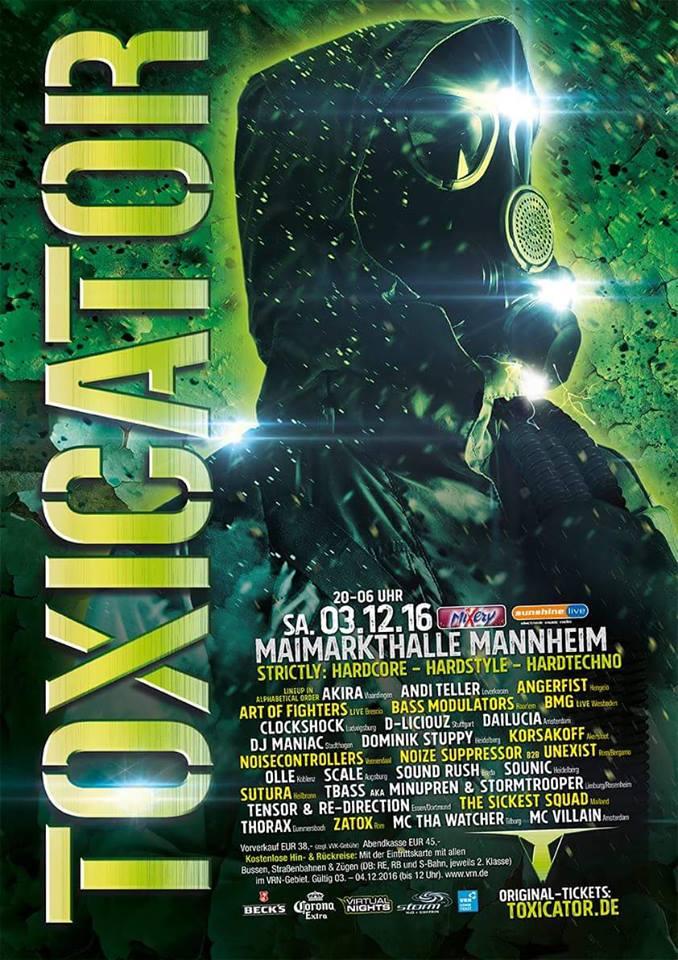 Toxicator 2016