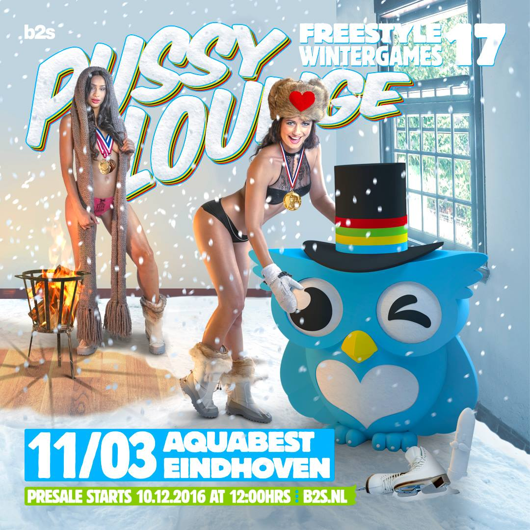 Pussy Lounge 2017