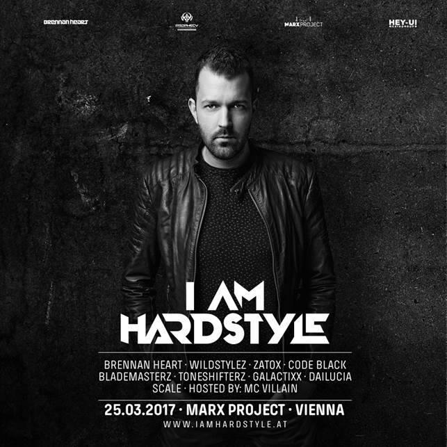 I Am Hardstyle Austria 2017
