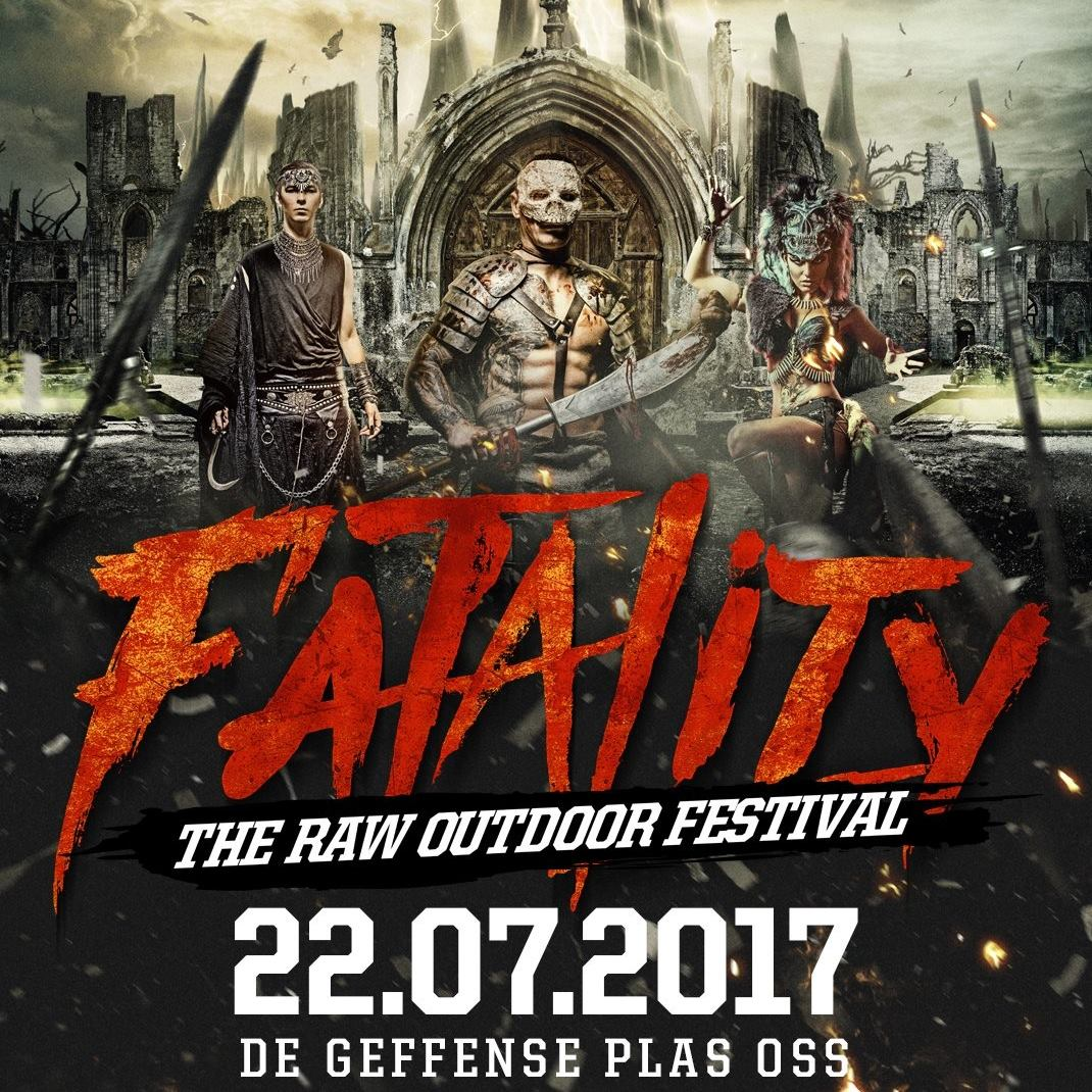 Fatality - The Raw Outdoor Festival 2017
