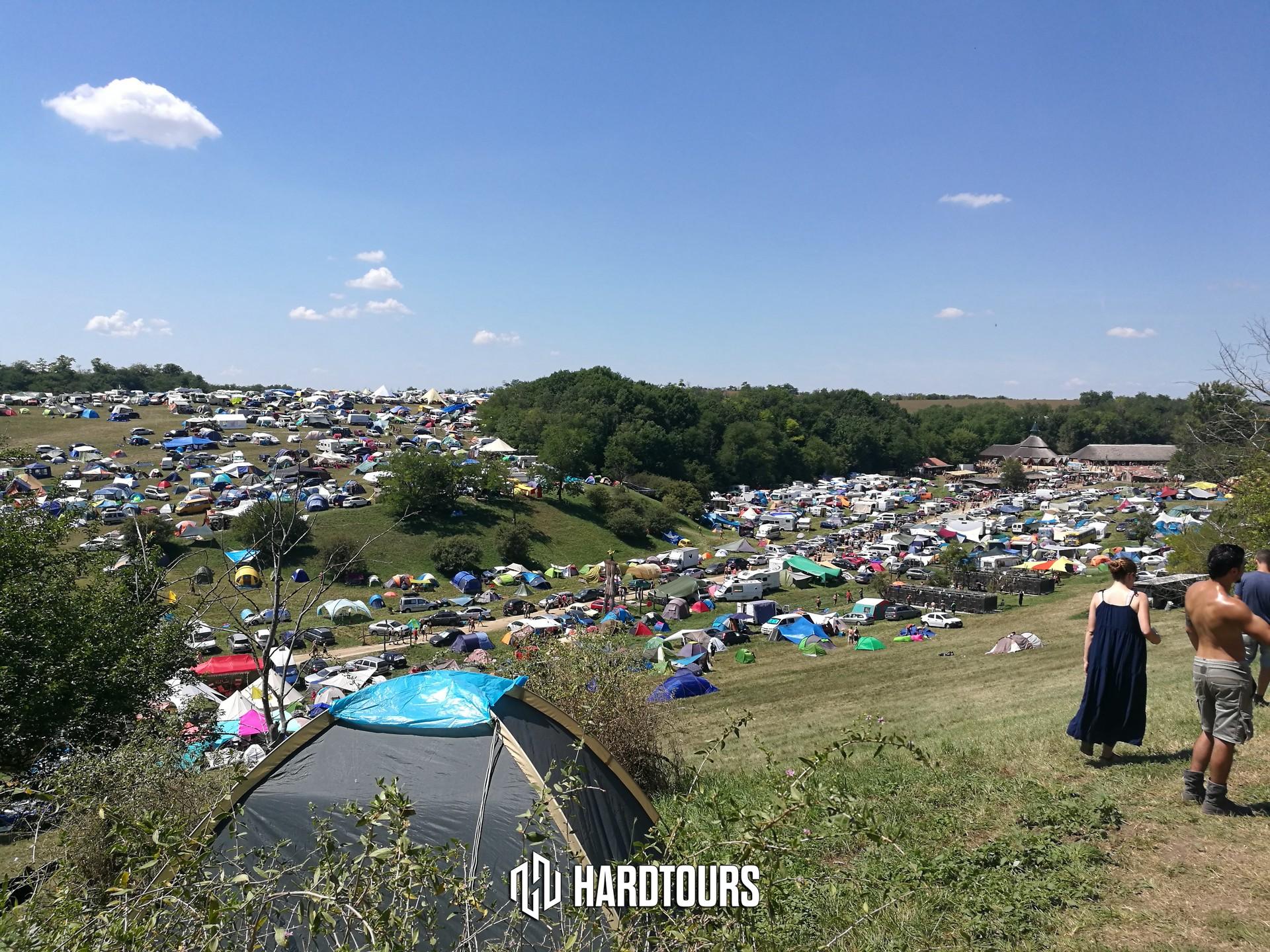 Ozora Camping