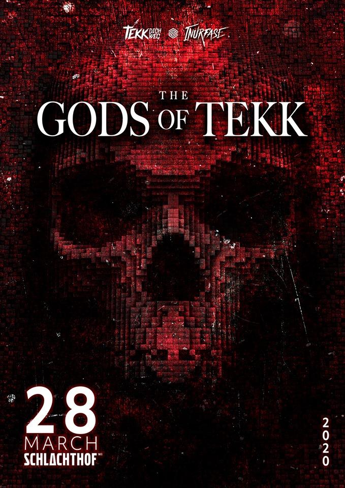 The Gods of Tekk