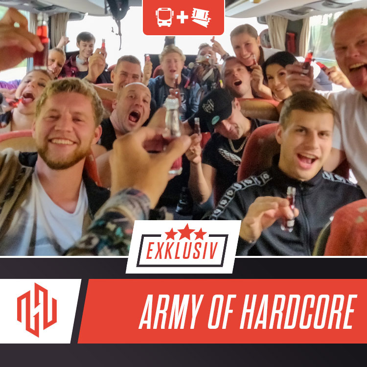 Army of Hardcore