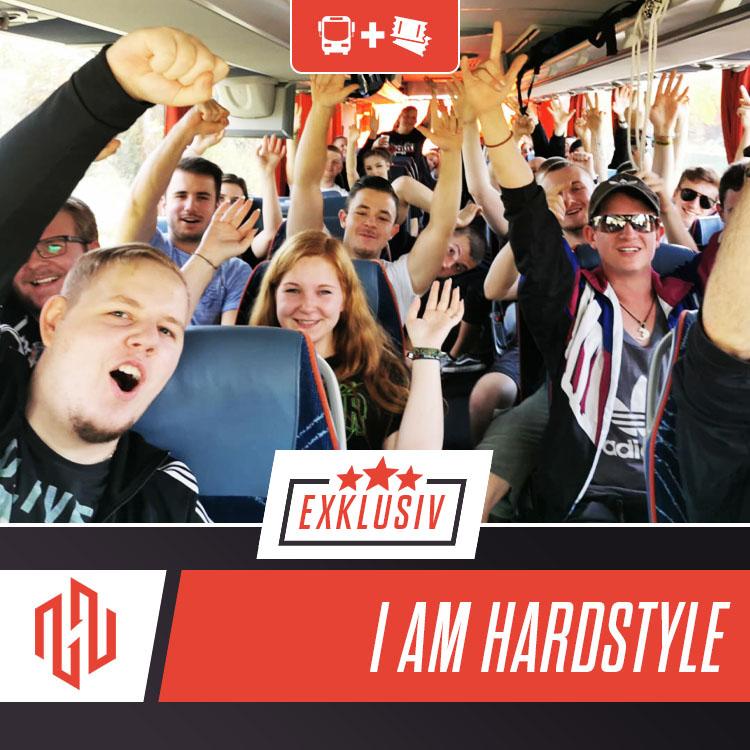 I Am Hardstyle Bustour