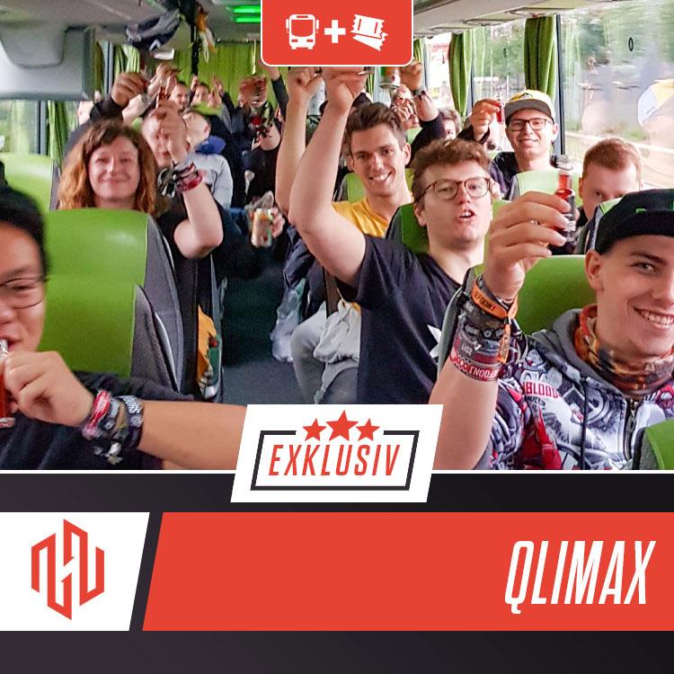 Qlimax Bustour