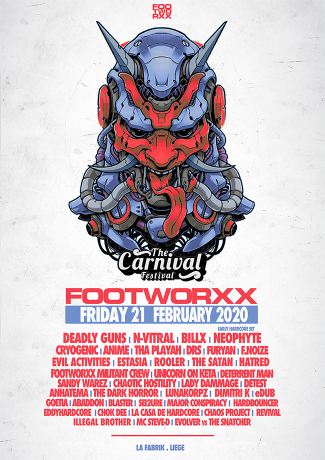 Footworxx The Carnival Festival