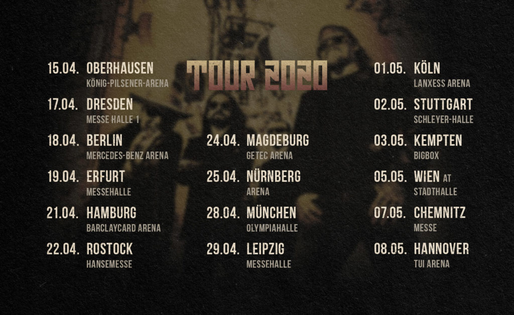 Böhse Onkelz Tour