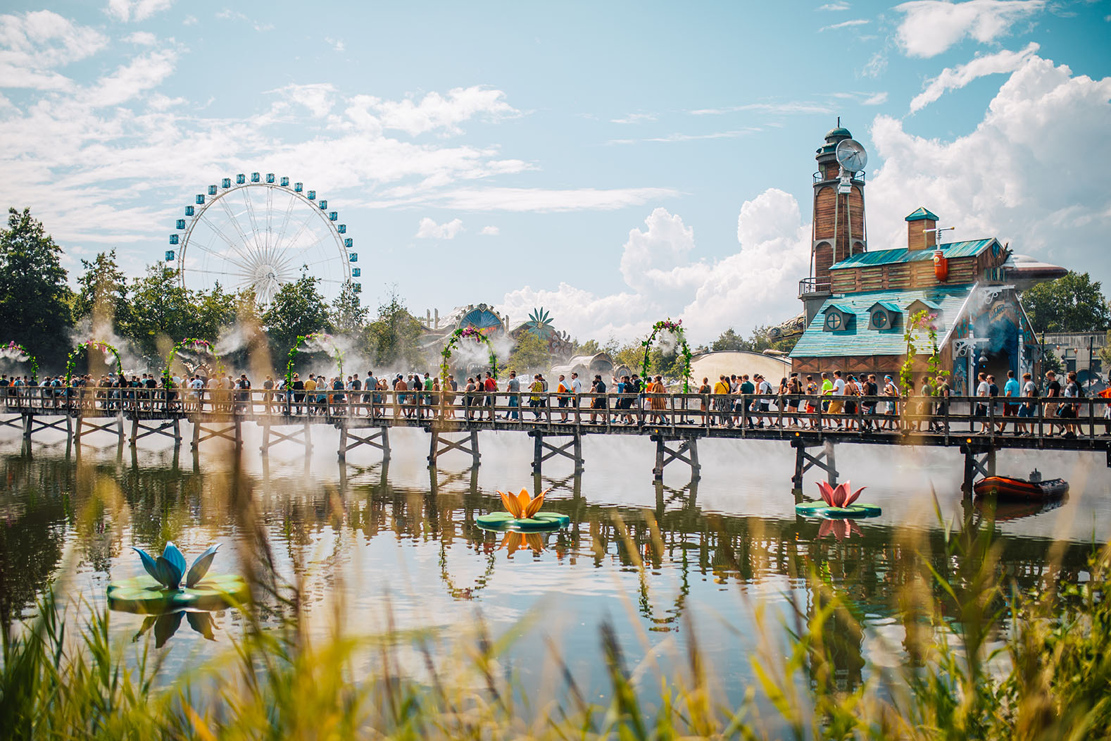 Tomorrowland Camping Dreamville
