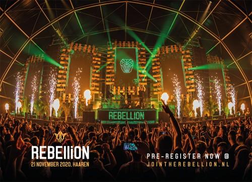 Rebellion Bustour Partybus