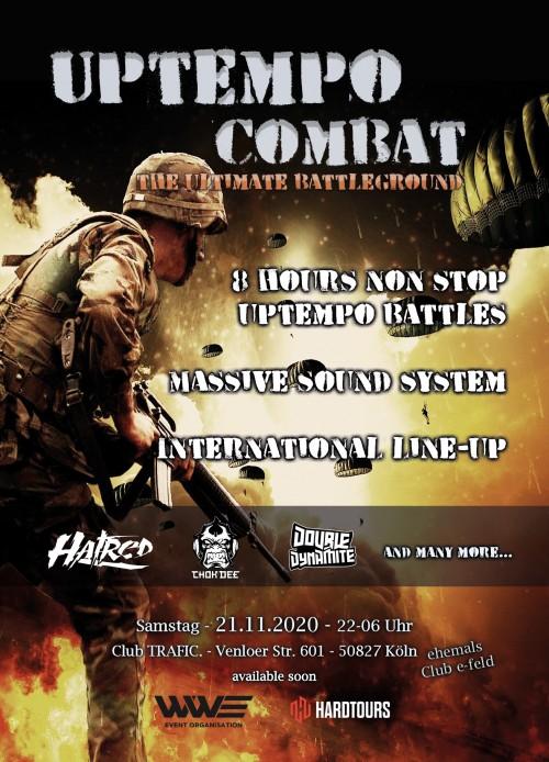 Uptempo Combat - Bustour