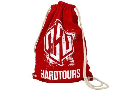HardTours Travelbag rot