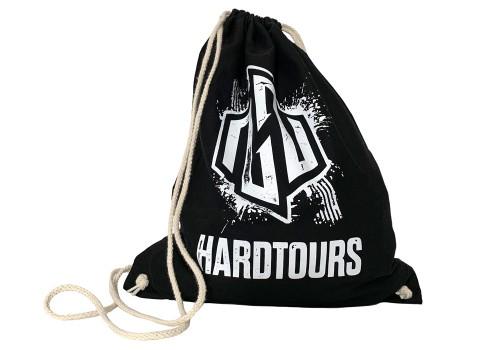 HardTours Travelbag schwarz