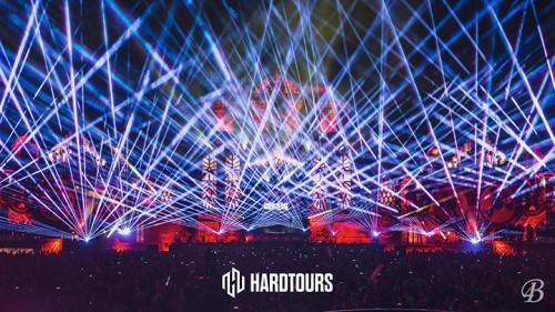 Harmony of Hardcore Lasershow