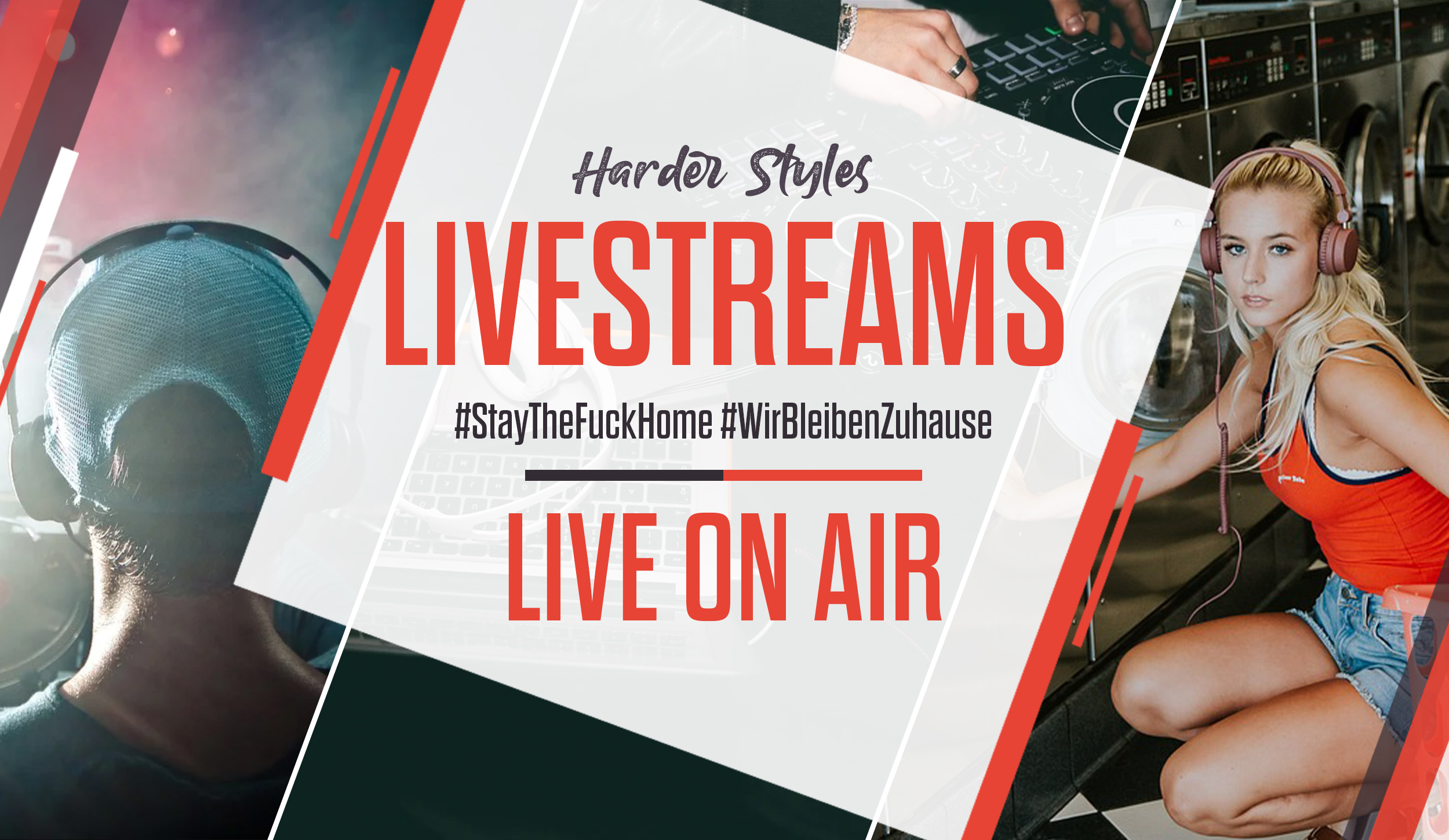 Harder Styles Livestreams