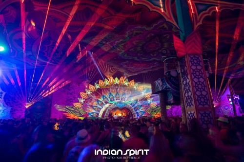 Indian Spirit Bustour Partybus