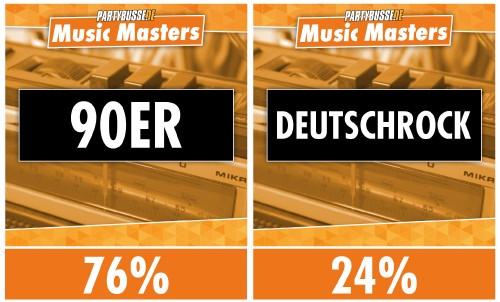 Music Masters - Achtelfinale 3