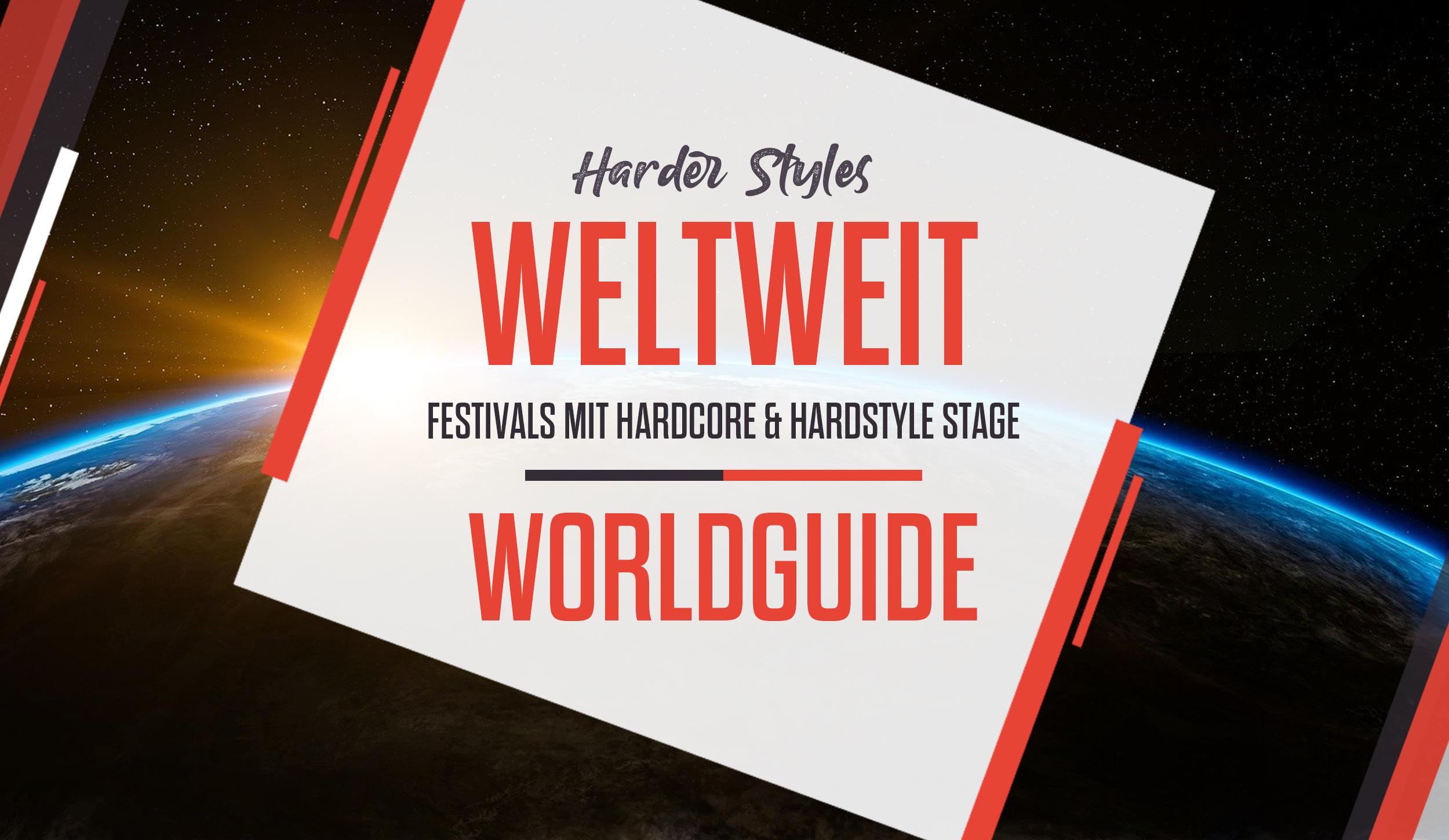 Harder Styles weltweit