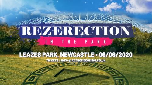 Rezerection in the Park