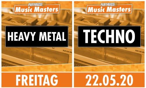 Music Masters - Viertelfinale 1