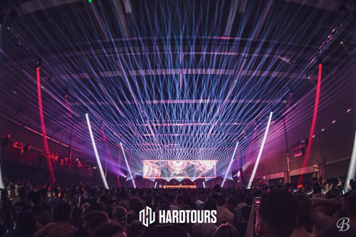 We are Hardstyle Bustour Partybus