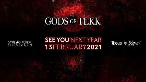 The Gods of Tekk - Bustour
