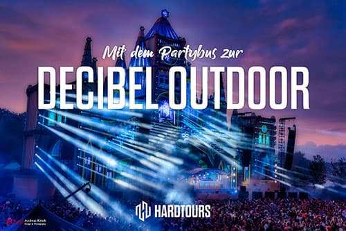 Decibel Outdoor - Bustour