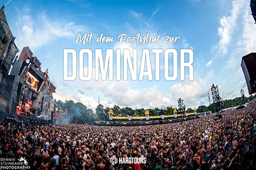 Dominator - Bustour